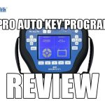 MVP PRO Auto Key Programmer Review | Surrrey Locksmith Blog