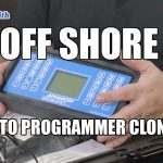 Off Shore Auto Key Programmer Clones | Vancouver Locksmith Video